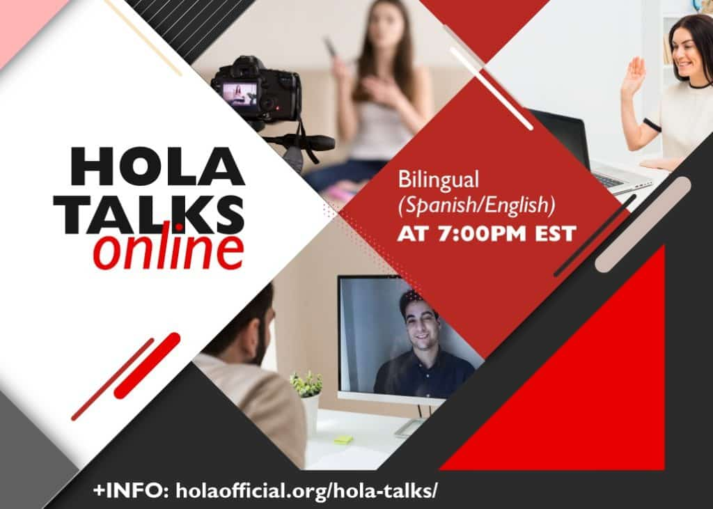 HOLA Talks online